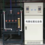 廢水提標改造項目電催化工藝