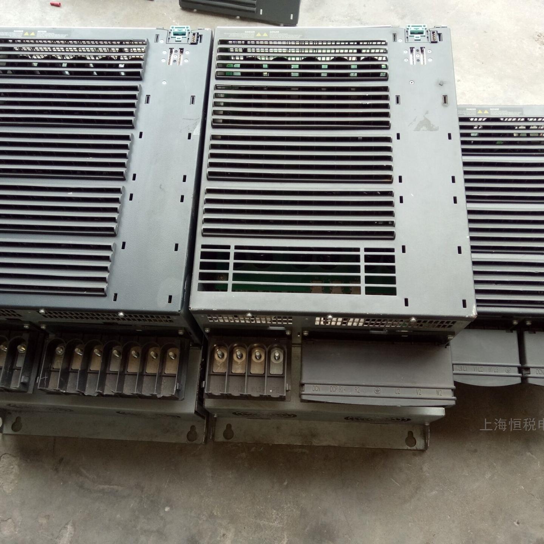 西门子变频器合闸就报警十年修复解决