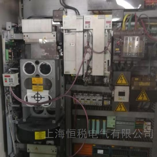 6SE70变频器电容坏过电流九年专修复