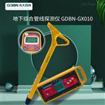 中文液晶界面 地下综合管线探测仪