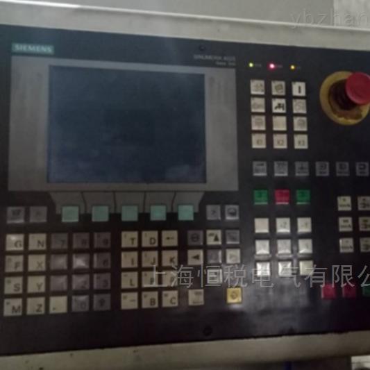 西门子数控系统PCU50进不去系统修疑难故障