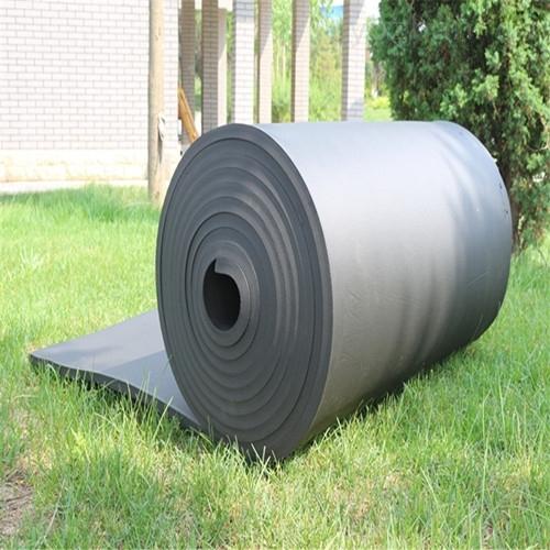 室内b1级橡塑保温板隔热橡塑板