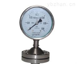 膜片压力表  YPF-100A