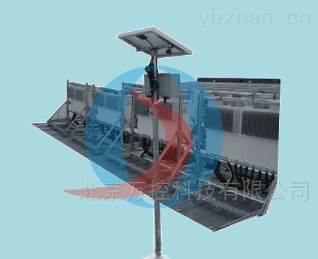 背板温度在线监测系统