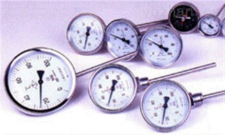 WSSX-400不锈钢双金属温度计