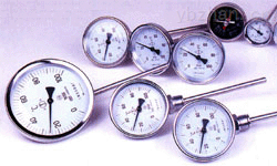 卫生型双金属温度计