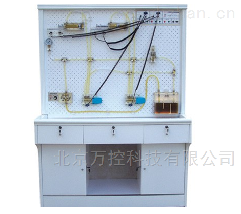 液压传动演示系统