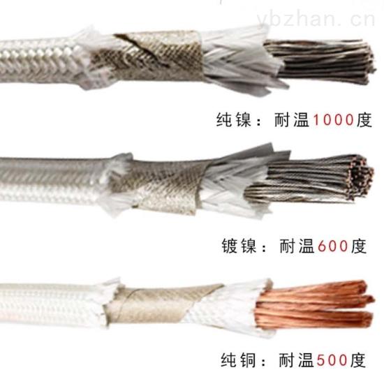 玻璃纱编织耐高温电缆GN500-P-1*16