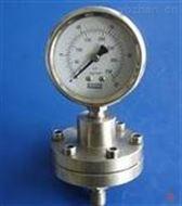 全不锈钢隔膜压力表