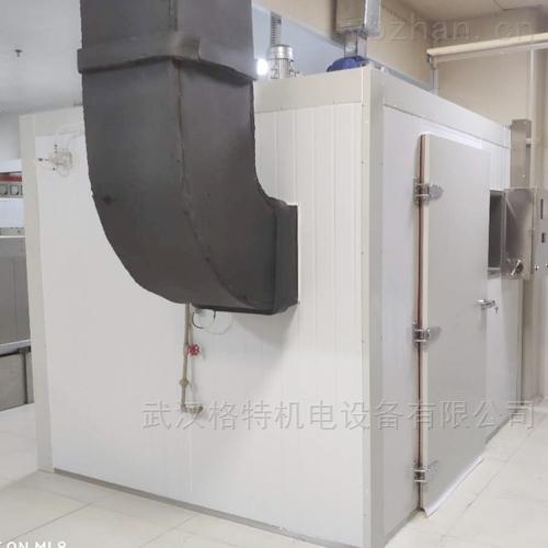 膨化食品烘干房