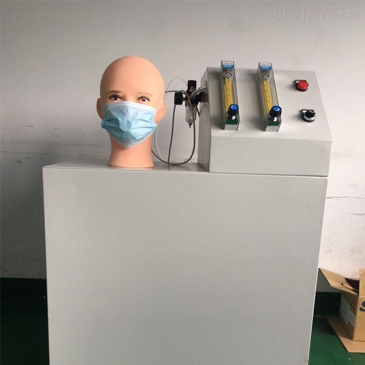 口罩呼吸阻力测试仪厂家