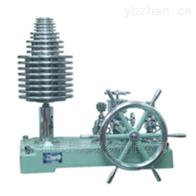 重錘型水壓型壓力天平FATABA雙葉測器