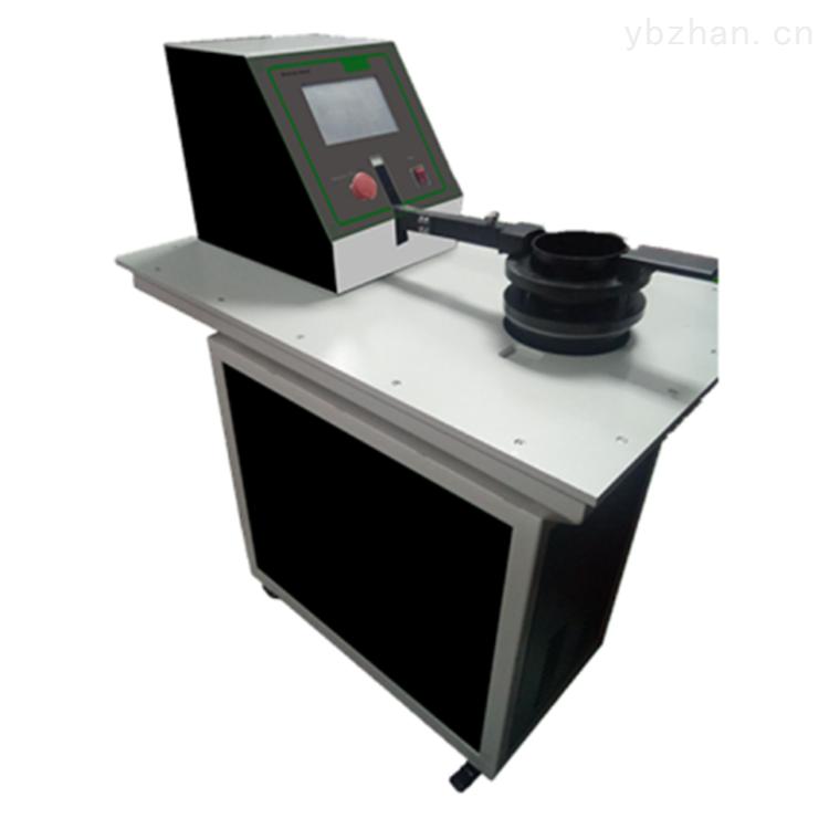 全自动织物透气性能测试仪工作原理