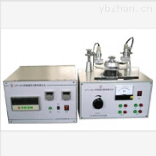 织物感应式静电测试仪技术指标