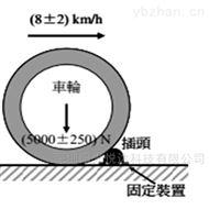 Sun-NY充电器车辆碾压试验机IEC62196-1
