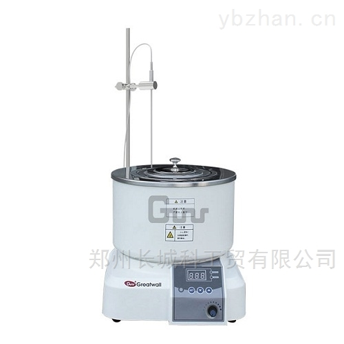 HWCL-3水浴磁力攪拌器