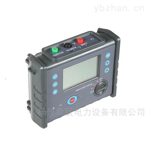 厂家推荐智能绝缘电阻测试仪带打印