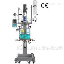GRS-50CE调速玻璃反应釜