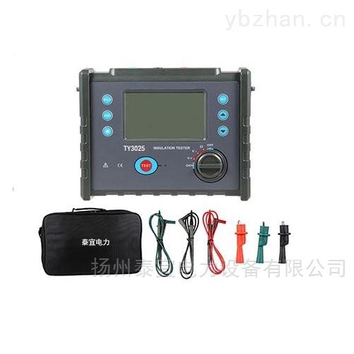 400A绝缘电阻测试仪