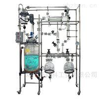 中試規模溶劑高效回收玻璃反應釜