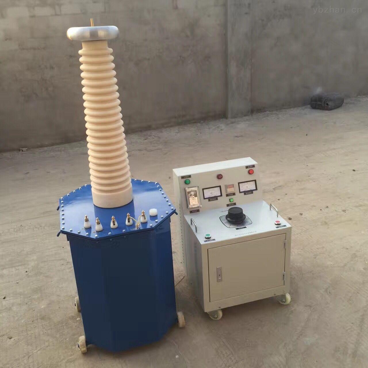 工频耐压实验装置电力五级承试资质