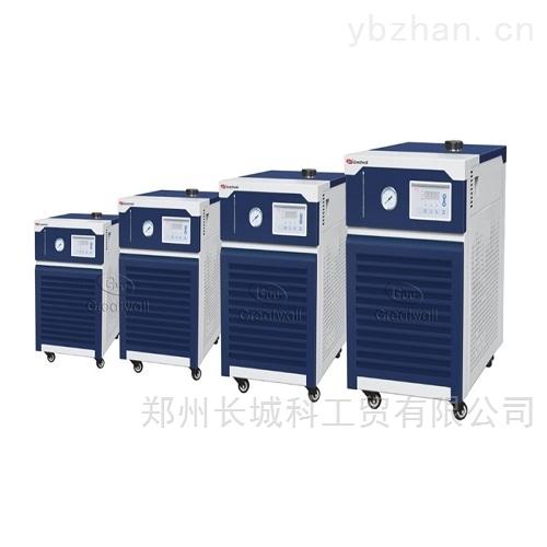 循环泵压力可调的循环冷却器