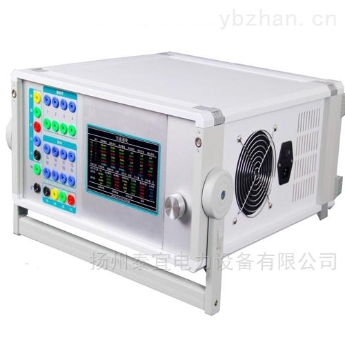 高功能六相继电保护测试仪