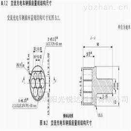 Sun-GBT34657.1交流充电车辆插头量规