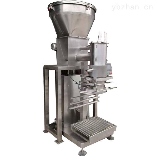 供应立式面粉淀粉半自动粉体包装机