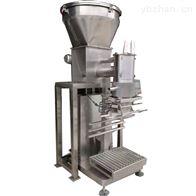 HG称重定量10-25公斤膨润土半自动粉体包装机