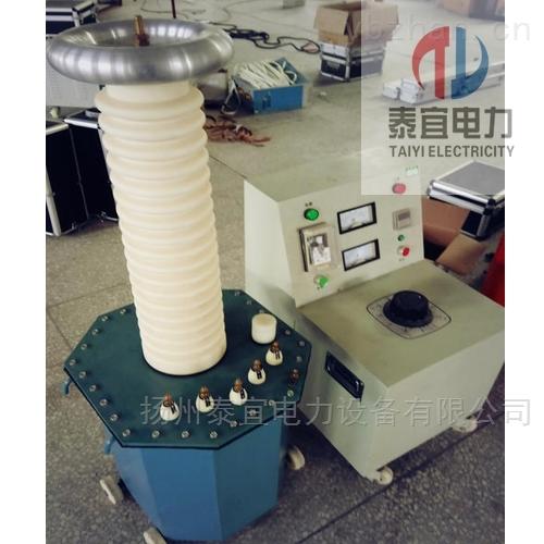 工频耐压试验装置厂家价格