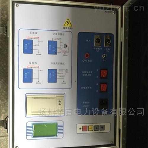 高压介质损耗测试仪自动抗干扰
