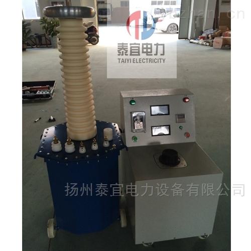 工频耐压试验装置全自动控制箱承试五级