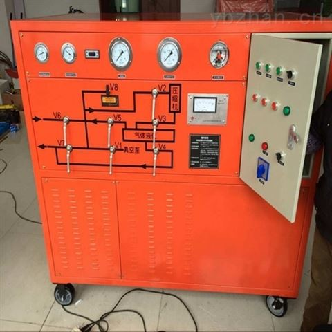 SF6气体抽真空充气装置现货