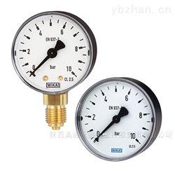 232.50, 233.50威卡WIKA波登管压力表 不锈钢材质