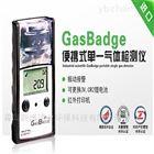 GasBadge便携式单一气体检测分析仪