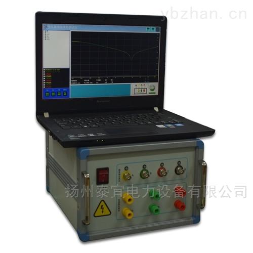 触摸屏式变压器绕组变形测试仪供应