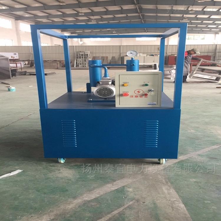 一体式干燥空气发生器使用方法