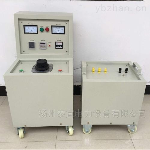 江苏四级承试设备-三倍频感应耐压实验装置