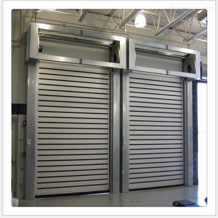 硬质快速卷门 涡轮高速门 铝合金自动工业门