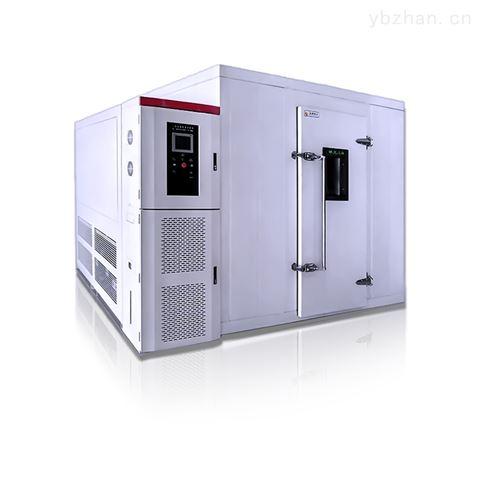 西安步入式恒温恒湿试验箱测试机器人芯片