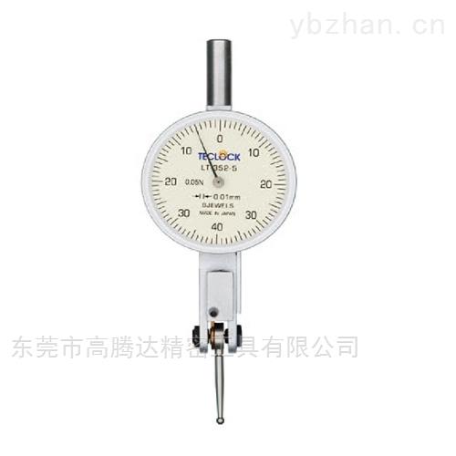日本TECLCOK得乐低测量力杠杆表量表