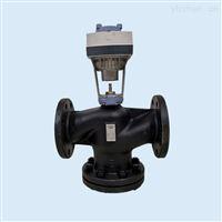 VVF53.25-8西门子蒸汽比例调节阀实拍
