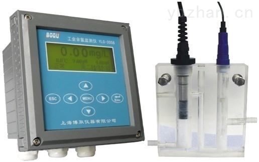 水厂在线余氯分析仪,检测总氯,臭氧,二氧化氯等