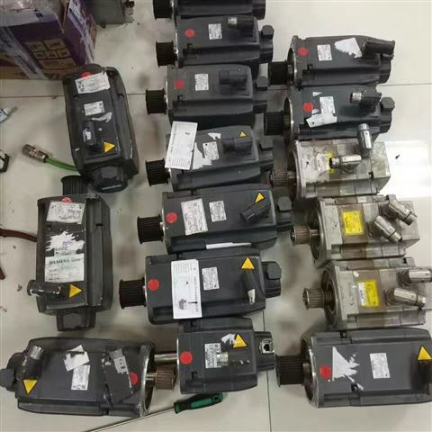 西门子伺服电机制动器坏(当天修复可测试)
