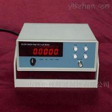 GLOW28520台式四位半电流信号测试数字纳安表