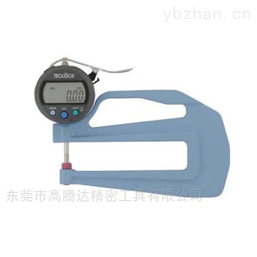 日本TECLCOK得乐数显厚度测量仪SMD系列