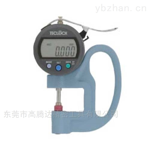 SMD系列厚度测量仪日本TECLOCK得乐