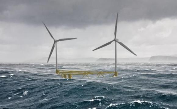 到2040年全球預計新增浮動式海上風電70吉瓦
