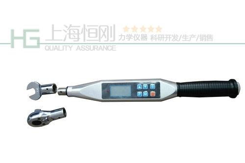 内六角螺栓拧紧用到的数显扭矩扳手(测量工具)